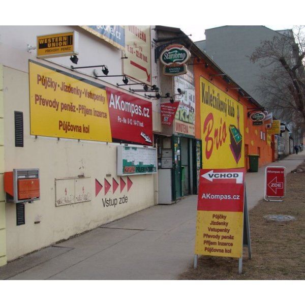 Nebankovní úvěry a půjčky - Brno-město