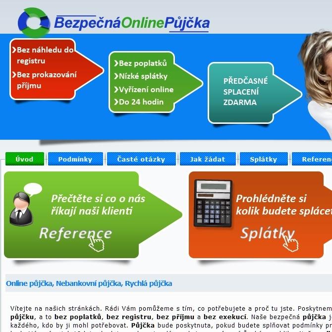 Online nebankovní rychlá půjčka ihned liberec, nebankovni pujcky ostrava...